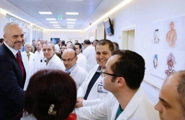 Rama: Mjekë, merrni bonusin për spitalet e rretheve