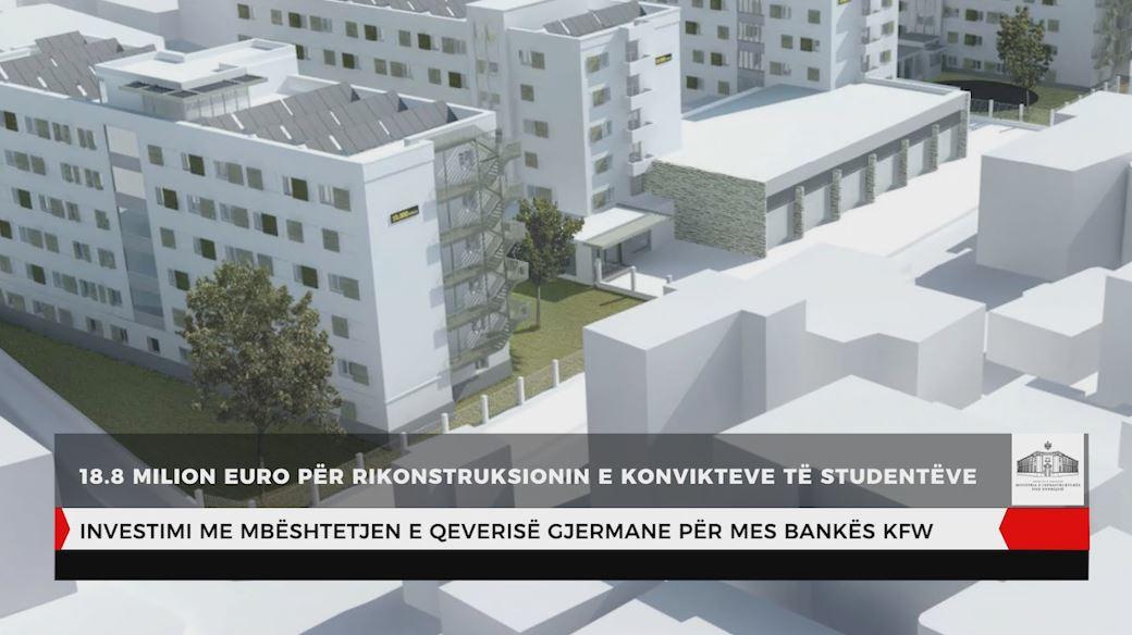 Revolta e studentëve për kushtet në konvikte, Rama publikon investimet në Qytetin Studenti