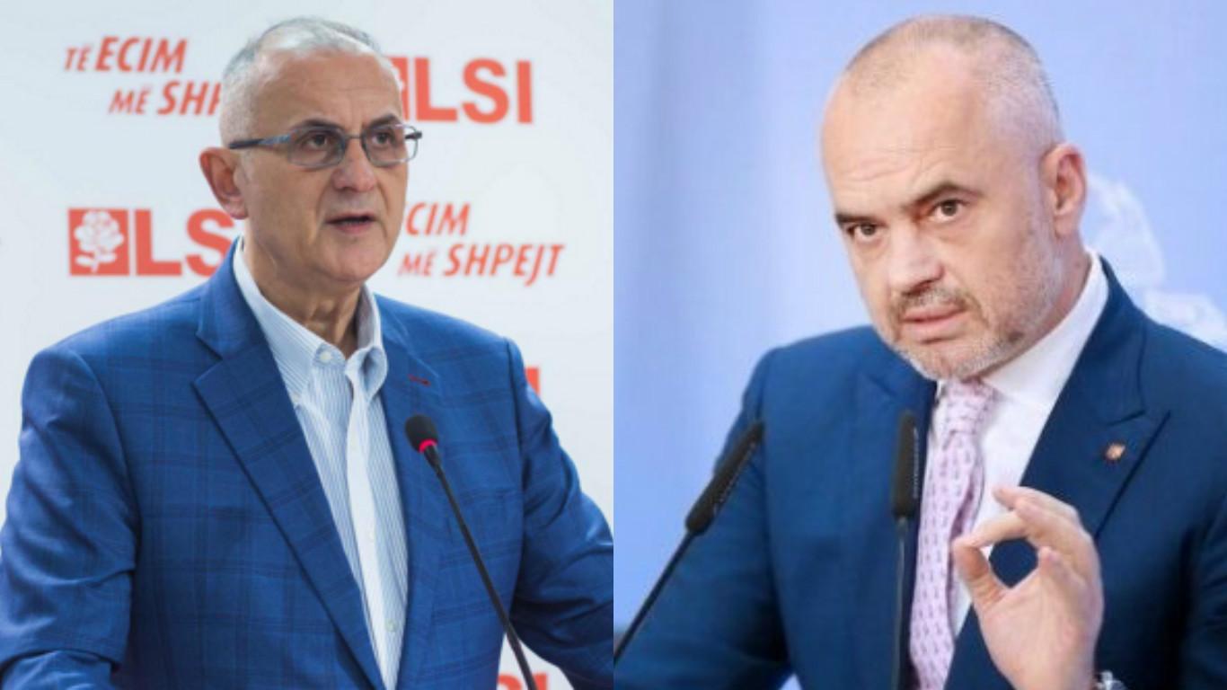 Vasili-Ramës: Shqiptarët besojnë atë që është esëll dhe jo atë që ka postuar mister 1 prilli
