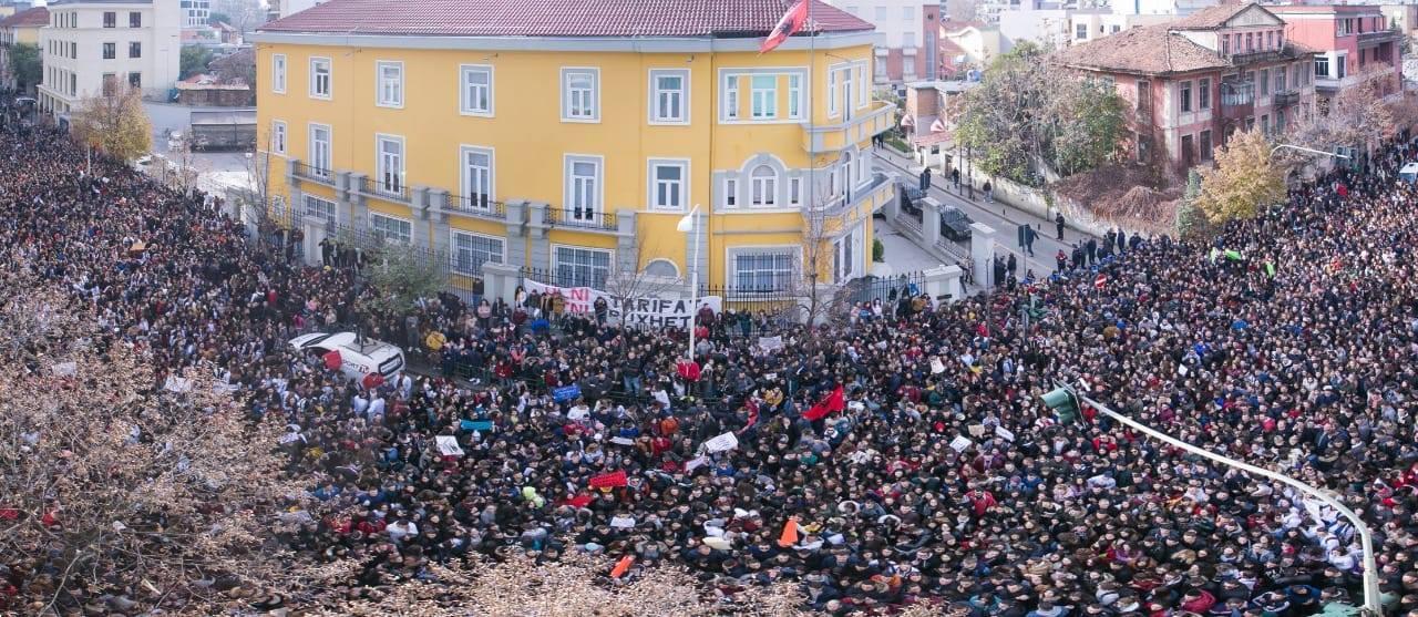 Studentët edhe nesër në protestë, ja axhenda