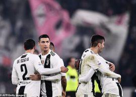 Ronaldo shuplakë Realit Atmosfera te Juve, uni