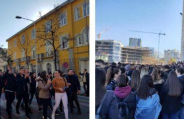 Studentët edhe sot në protesta, tre kërkesat drejtuar Ministrisë së Arsimit