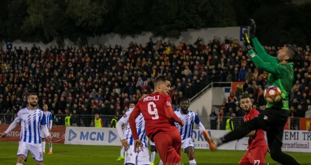 """Mbyllet java e 15-të, konfirmohet """"humbja e dyfishtë"""" e Tiranës pas derbit"""