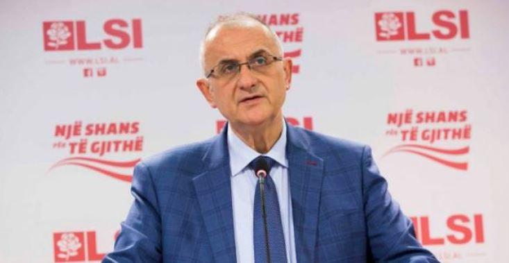 LSI, Vasili: Qeveria thotë që shqiptarët do dalin 70 vjeç në pension, skema drejt kolapsit