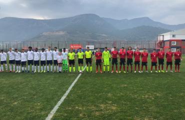 TURNEU NË TURQI/ Kombëtarja e Elvin Beqirit, 45 minuta rezistencë ndaj Anglisë