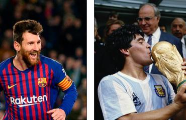 Messi apo Maradona? Ferguson zgjedh njërin nga dy legjendat