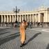 Korça dhe Roma, çaste nga udhëtimi frymëzues i këngëtares së njohur shqiptare! (Foto)