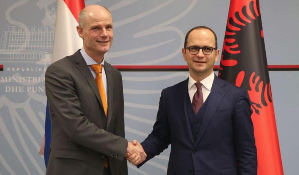 Holanda zyrtare: Duam ta ndihmojmë Shqipërinë drejt BE-së, por progresi varet nga...