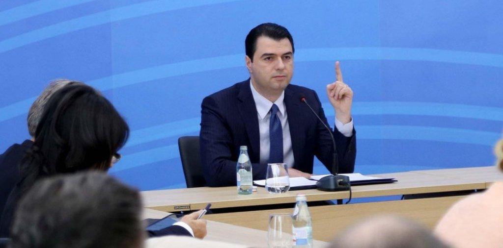 """Basha në Korçë: Balliu, në burg me urdhër të Ramës dhe zagarëve të tij, fundi i organizatës kriminale """"Rilindja"""""""