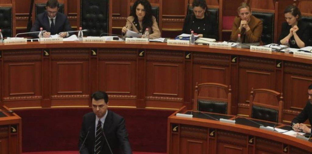 Basha përsërit kërkesën në Kuvend: Ose qeveri kalimtare, ose këtë sallë e pastron populli