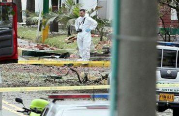 KOLUMBI/ Kamikazi shpërthen autobombën në shkollën e policisë, të paktën 20 të vrarë