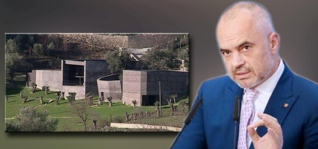 PD akuzon Ramën: Ku i gjete 400 milionë lekë për vilën e Surrelit? Përgjigju, mos u fshih pas fustanit të gruas