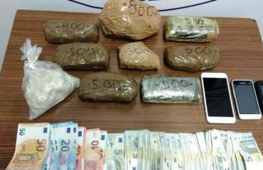 Authorities in the Albania and Italy seize one tonne of narcotics