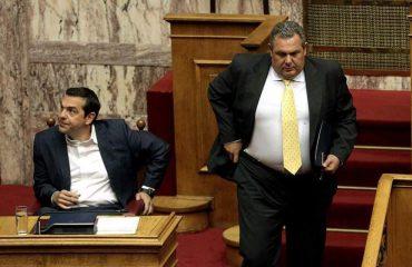 Ministri grek i Mbrojtjes jep dorëheqjen, Tsipras kërkon votëbesimin e Kuvendit