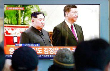 """Kim Jong Un vizitë """"vëllazërore"""" në Kinë"""