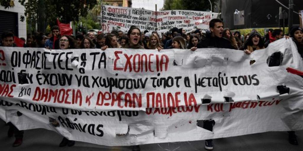 """""""Maqedonia e Veriut""""/ Protestat masive në Greqi, si po funksionon """"motori i nacionalizmit"""""""