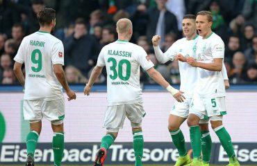Milot Rashica shënon për epërsinë e Werder Bremen ndaj Hannoverit
