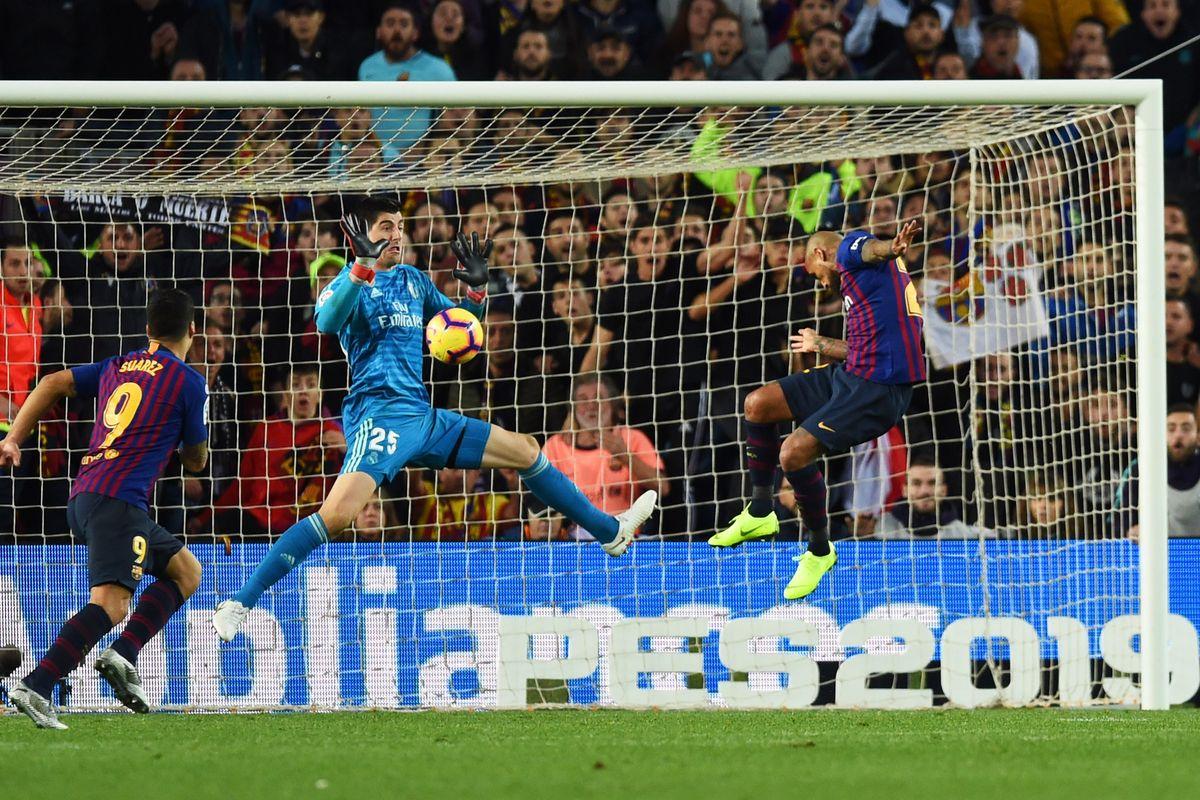 """Barça dhe Real ndahen në """"paqe"""", kualifikimit i Kupës së Mbretit zgjidhet në """"Bernabeu"""""""