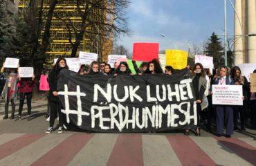 Marshim kundër dhunës ndaj grave dhe vajzave