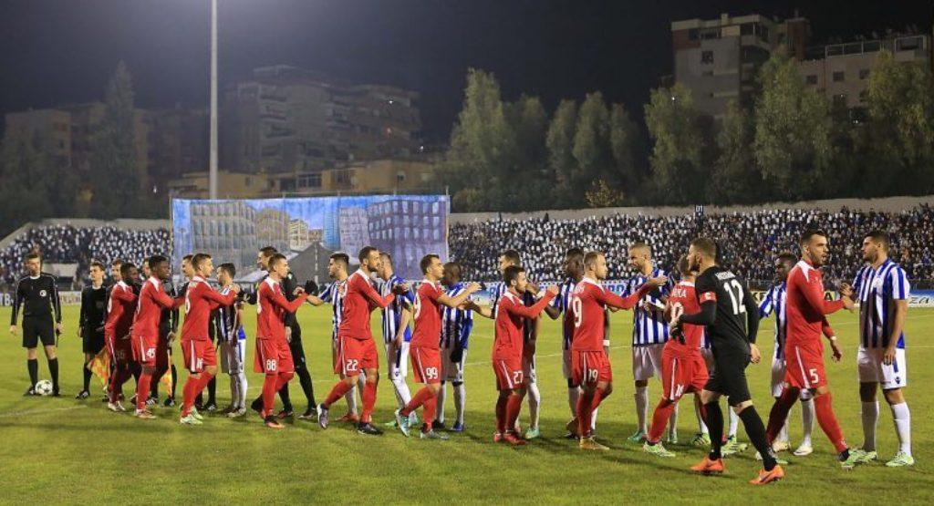 """Tirana-Partizani, """"spektakli"""" i  tifozëve i garantuar"""