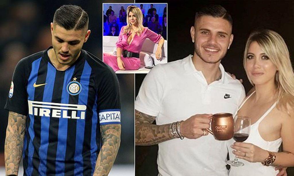 Inter/Icardi në betejë me të gjithë, përveç bashkëshortes