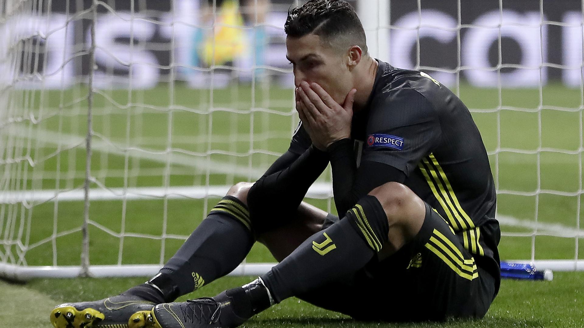 """Juventus """"në hall"""", Ronaldo dëmtohet para ndeshjes me Atletikon në Champions"""