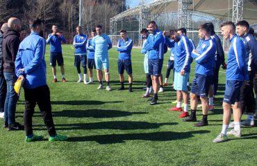 Ndeshjet në Europa League, Kukësi stërvitet në shtetin fqinj