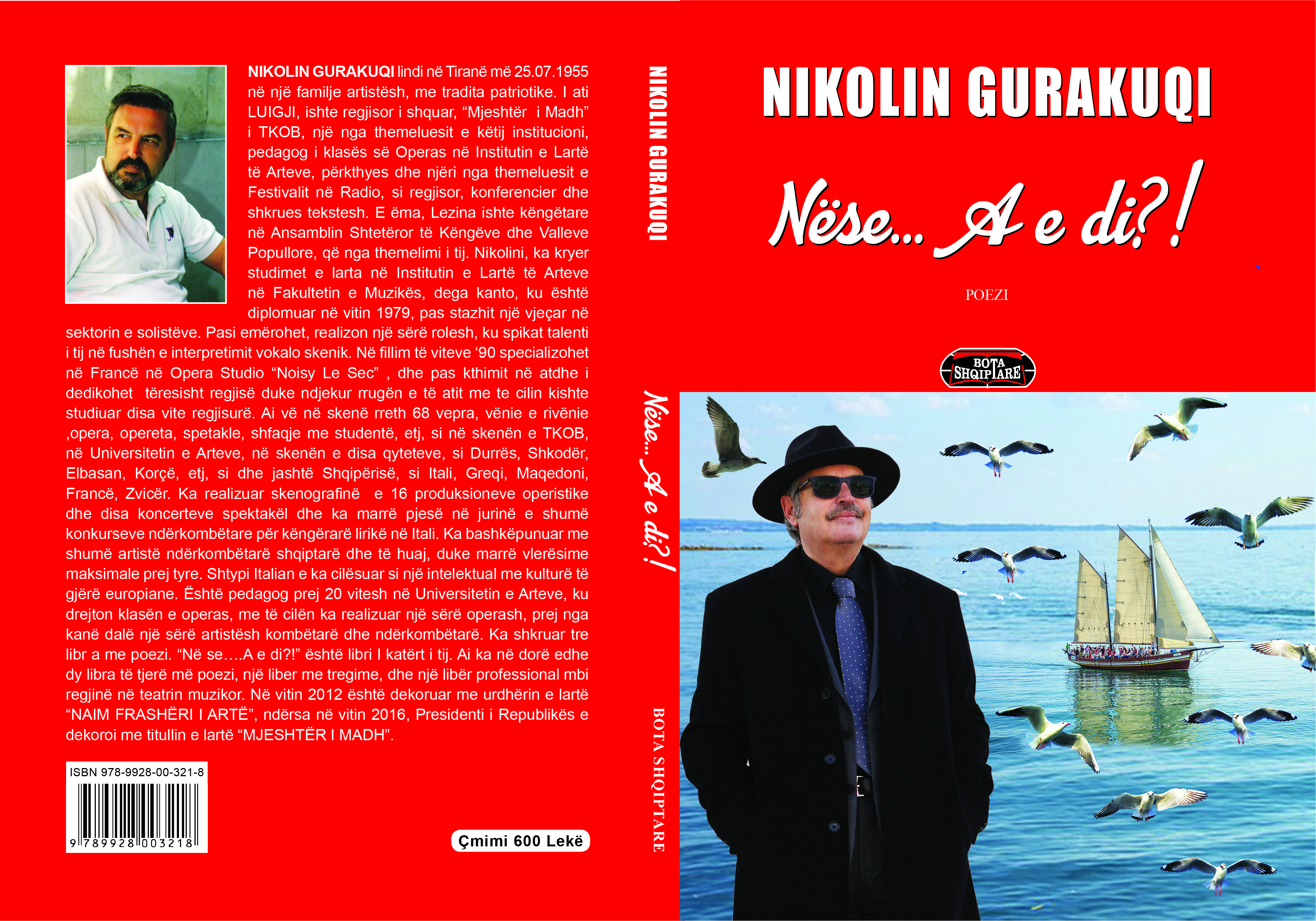 """""""Nëse ...A e di ?!"""",      një libër poetiko-`filozofiko-social i Nikolin Gurakuqit`"""