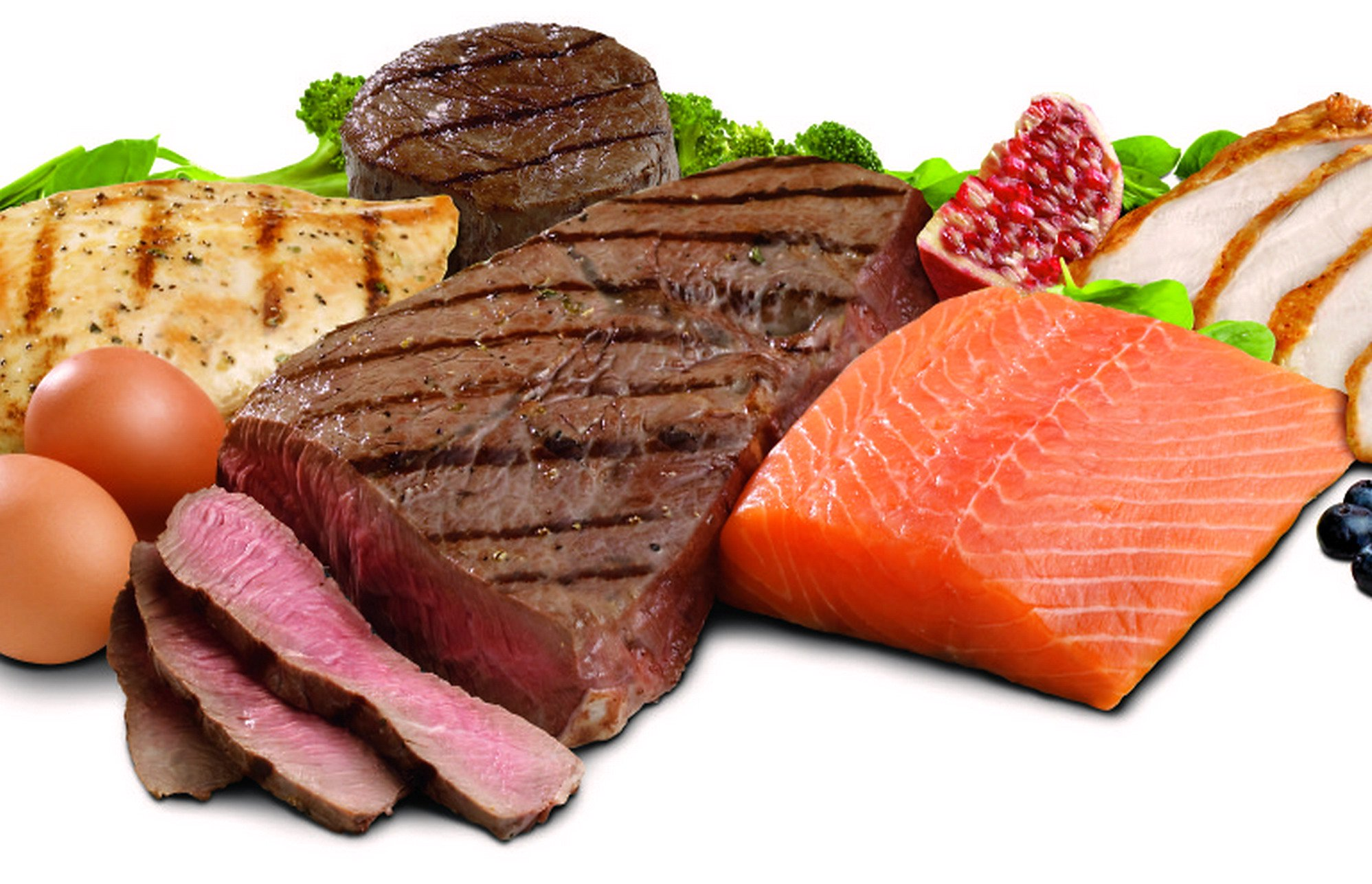 Dieta me proteina dhe perime me pak kalori