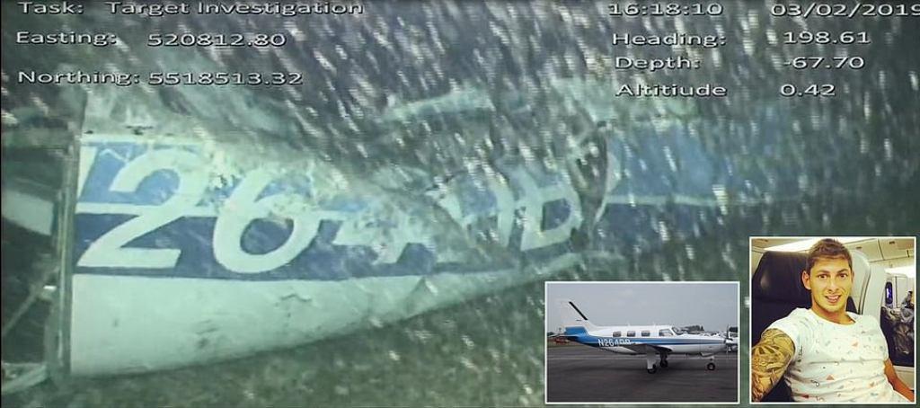 Në fund të detit/Familja e Sala pagoi 20 mln euro për të gjetur avionin, ankth për trupin brenda