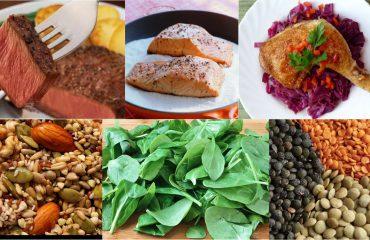 Anemia, 12 ushqimet që rekomandohen për ta luftuar
