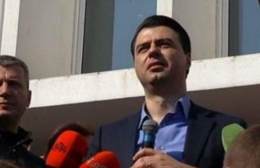 Basha: I vumë kyçin Parlamentit, sot jemi qytetarë në krahun tuaj!