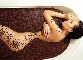 Si të kemi lëkurë të pastër me kafe