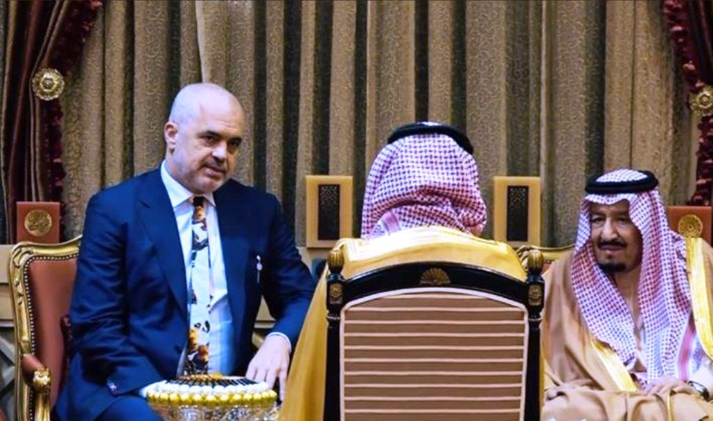 Takim me mbretin saudit, Rama: Pas drekës zyrtare u nënshkruan disa marrëveshje të rëndësishme bashkëpunimi