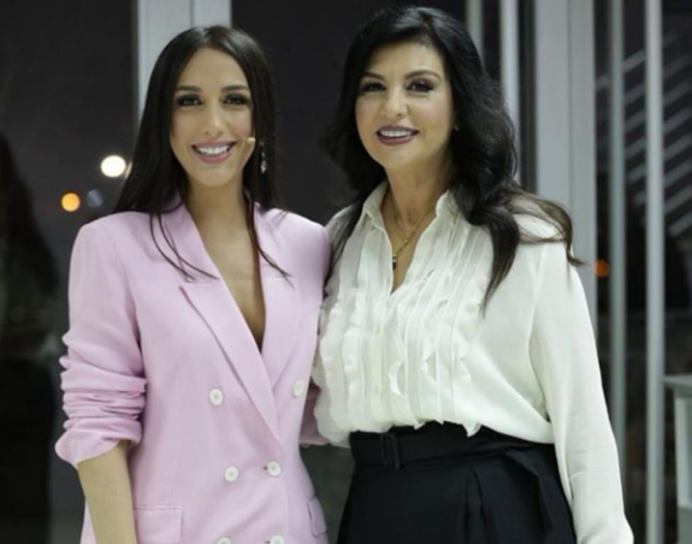Elhaida Dani, takimi që vjen pas shumë kohësh me Jozefina Topallin (ja se çfarë i thotë)