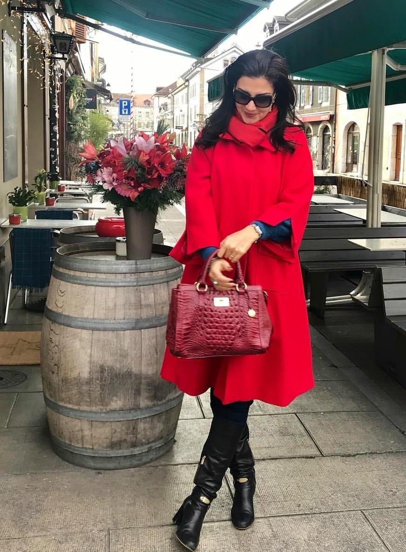 Floriana me të kuqe