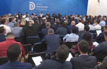 DJEGIA E MANDATEVE/ Basha thërret kryesinë e PD-së, nesër mblidhet Këshilli Kombëtar