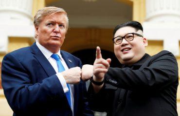 """Në pritje të takimit Trump-Kim, takohen """"pa humbur kohë"""" sozitë e dy presidentëve"""
