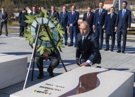 Kryeministri Haradinaj Të gjithë kemi rrëfimin to