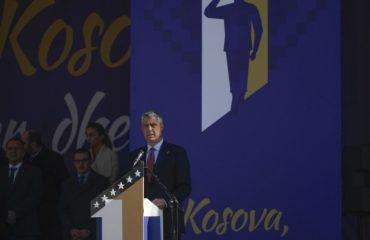 Presidenti Thaçi: Duhet marrëveshje e përhershme me Serbinë
