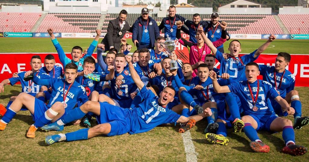 Kupa e Shqipërisë U-17/Finalja dramatike, durrsakët triumfojnë ndaj moshatarëve vlonjatë