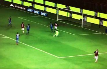 Milan, dy golësh epërsie ndaj  Empolit