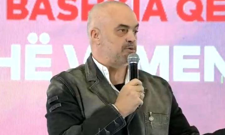"""""""Bashkia që duam""""/ Rama nis turin e takimeve në Korçë, konfirmon rikandidimin e Sotiraq Filos"""