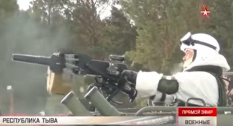 Rusia publikon videon: Shikoni çfarë bën armata e tmerrshme e Putinit edhe në temperatura ekstreme