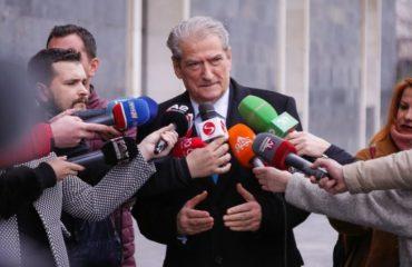 Garda i heq mbrojtjen, Berisha: Gjest frikacak e hakmarrës i Ramës