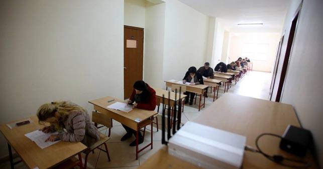 Testimi i mësuesve për punësim, ndryshojnë shumë procedura