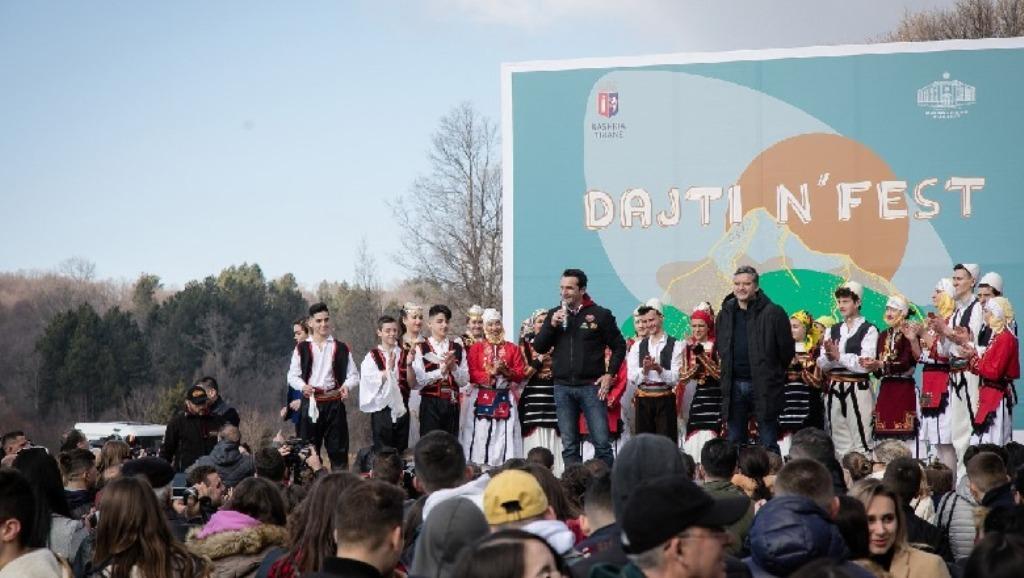 """""""Dajti n'Fest"""", Veliaj: Së shpejti ish-Kampi i Punëtorëve kthehet në kompleks të madh sportiv"""