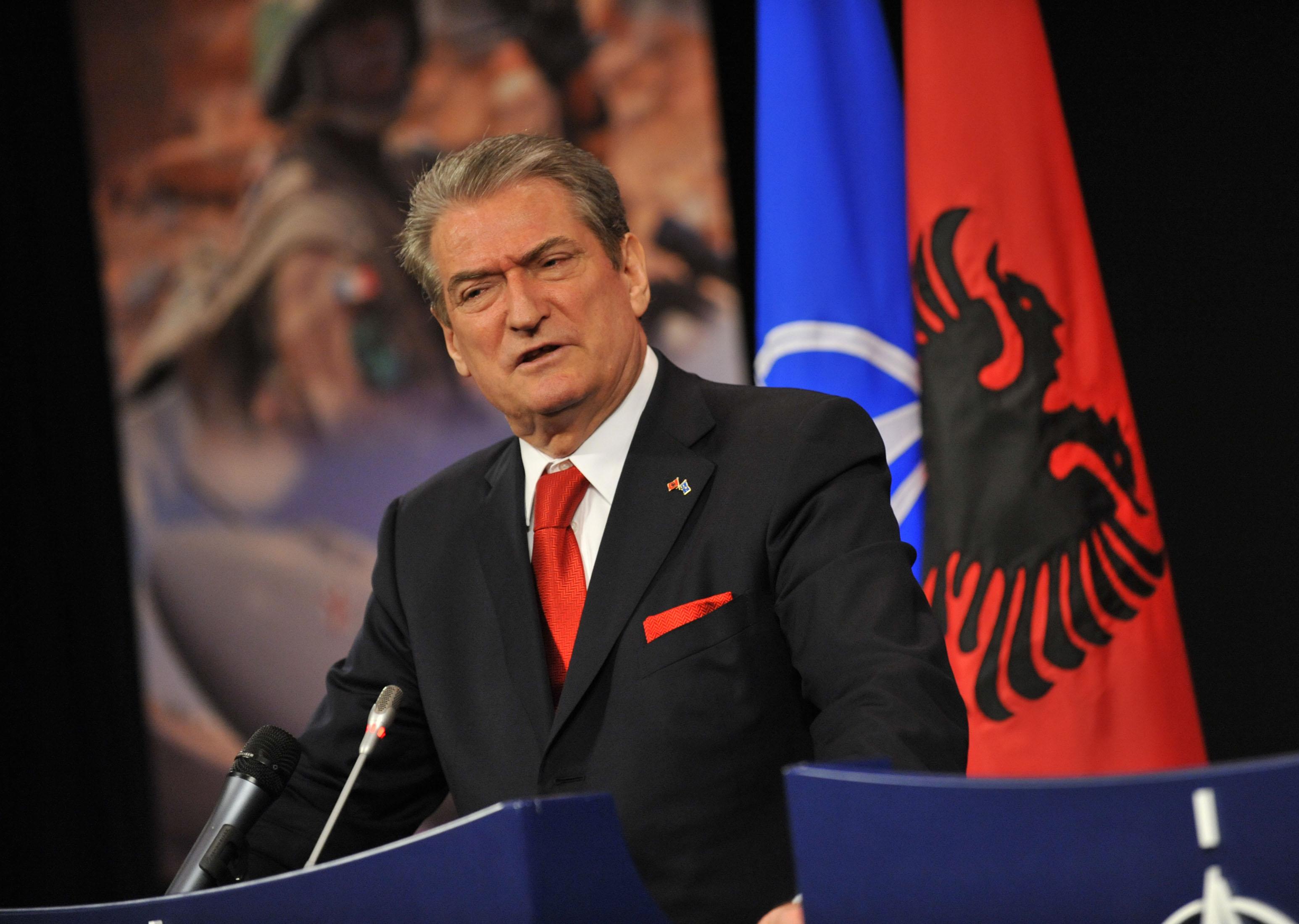 Berisha: Shqipëria me Ramën është kthyer nën një narkoshtet, nuk ka zgjedhje të lira