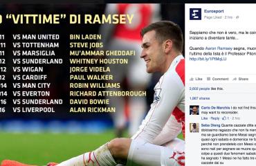 """Vijon """"mallkimi Ramsey"""", pas golit në fundjavë vdes një tjetër këngëtar i famshëm"""