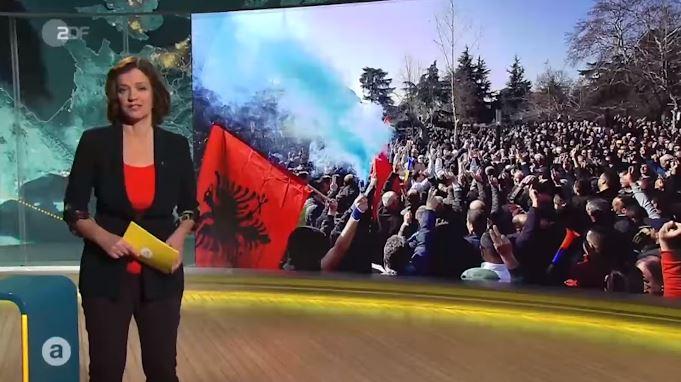 ZDF reportazh për Shqipërinë: Politika dhe mafia janë të lidhura ngushtësisht
